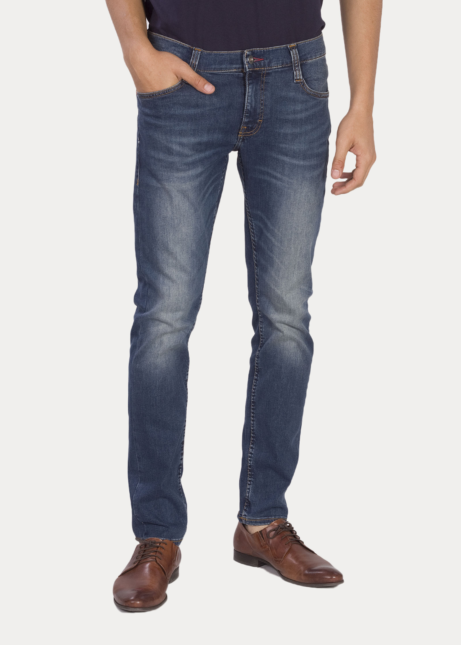 Men s Jeans Mustang® Oregon Tapered - Stone (3116-5764-068 ... 14b6a8be99