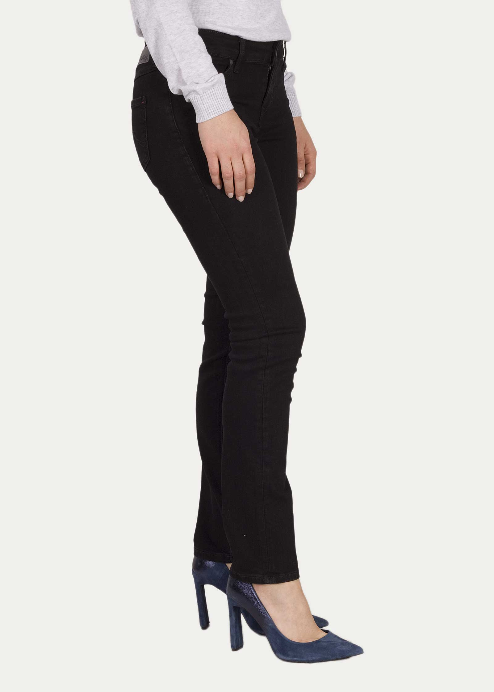 Mustang® Jasmin Slim - 490 Midnight Black - elements