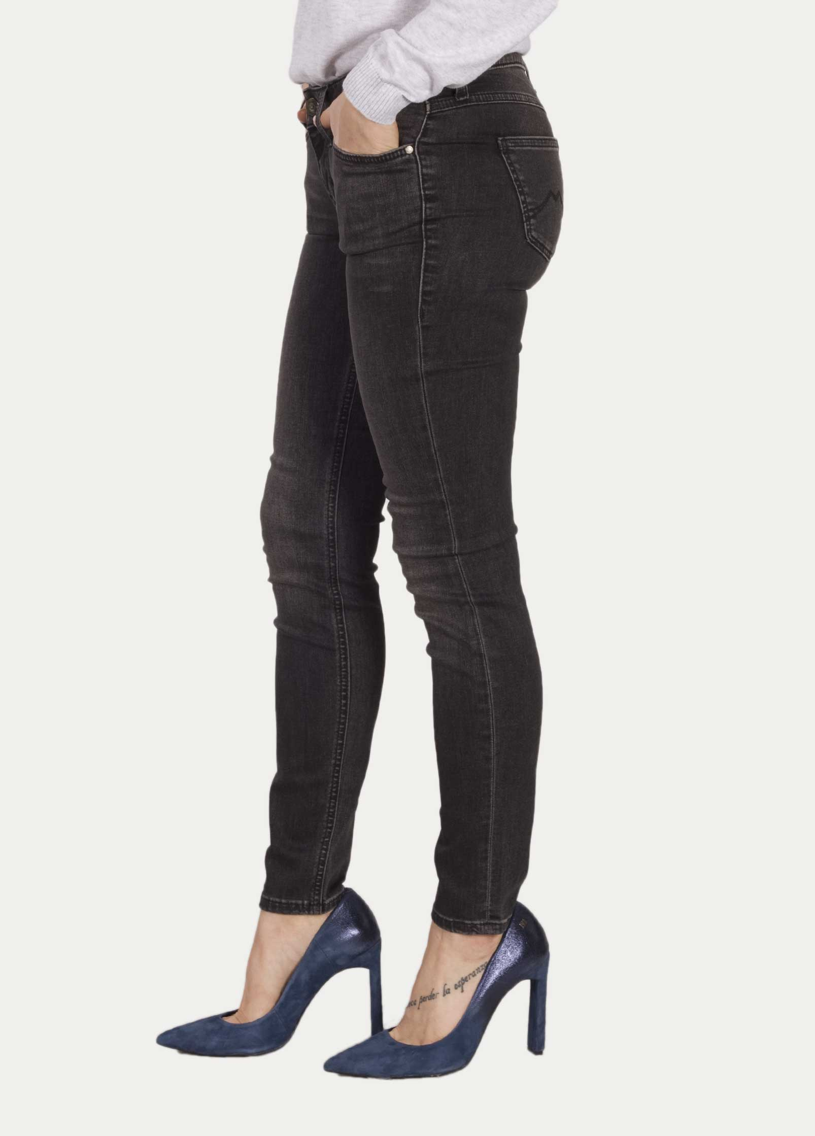 Mustang® Jasmin Jeggins - 882 Dark - elements