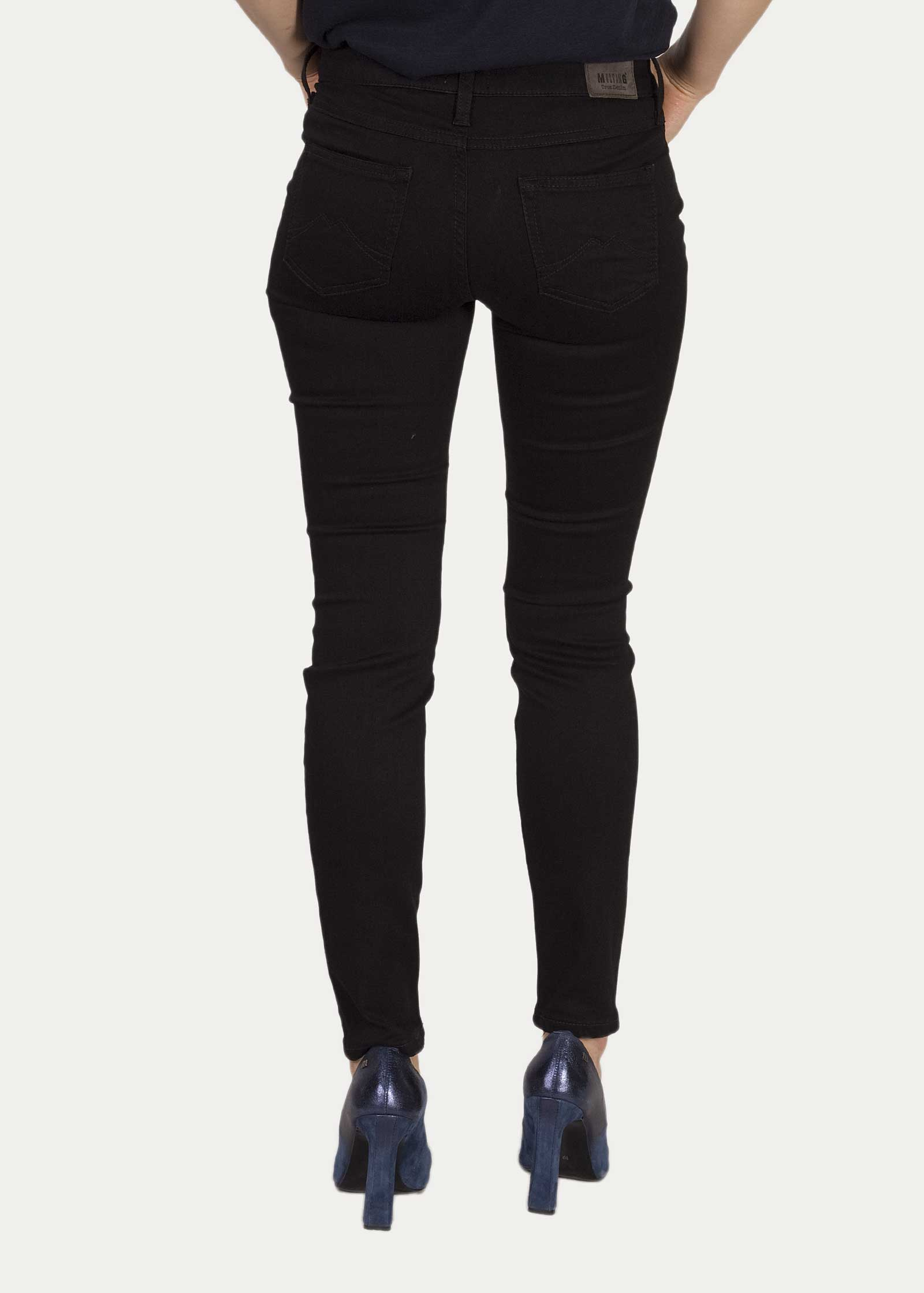 Mustang® Jasmin Jeggins - 940 Super Dark - elements