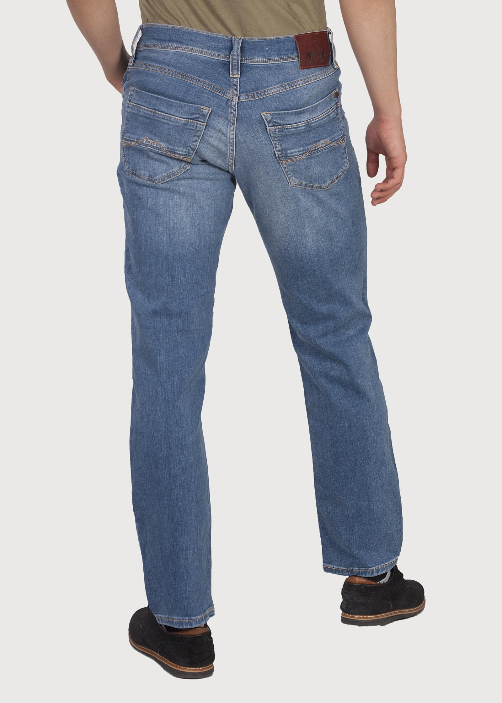 Mustang® Washington - Denim Blue (411) - elements