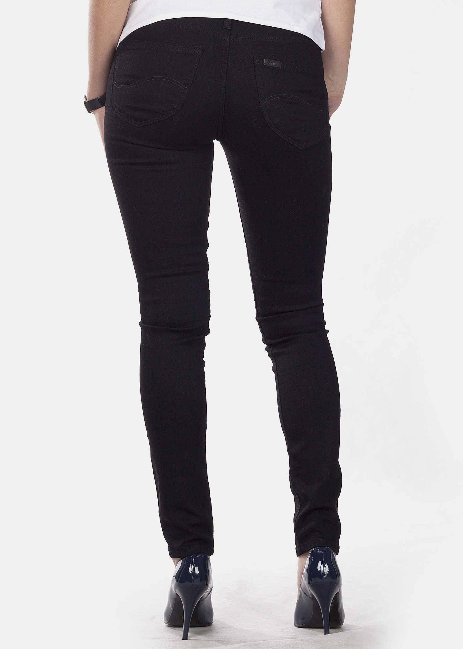 19686237 Woman's Jeans Lee® Scarlett - Black (L526JY47) - Jeans24h - Your ...