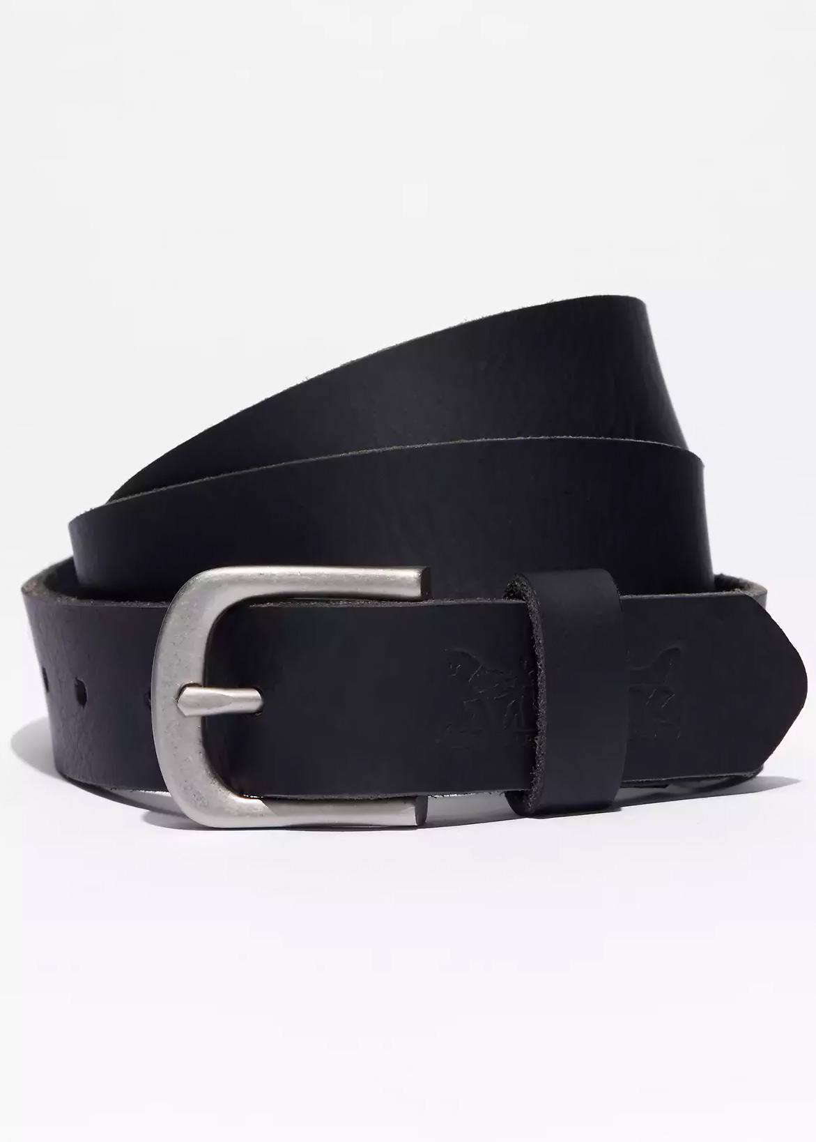 80d2e3feea02d9 Men's Belt Levi's® Woodland Belt - Black (77134-2089) - Jeans24h ...