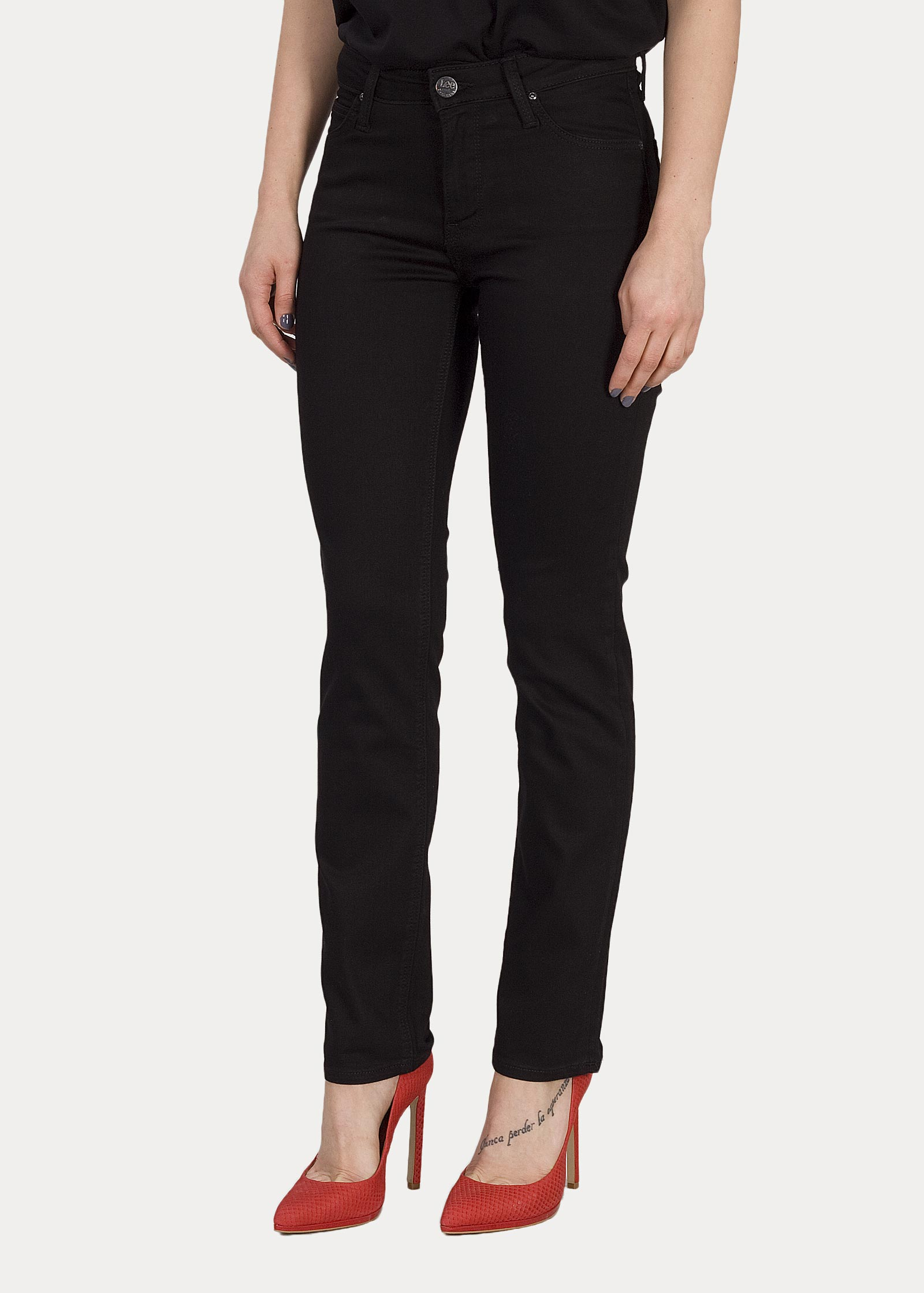 ca26c7322 Woman s Jeans Lee® Elly - Black Rinse (L305FS47) - Jeans24h - Your ...