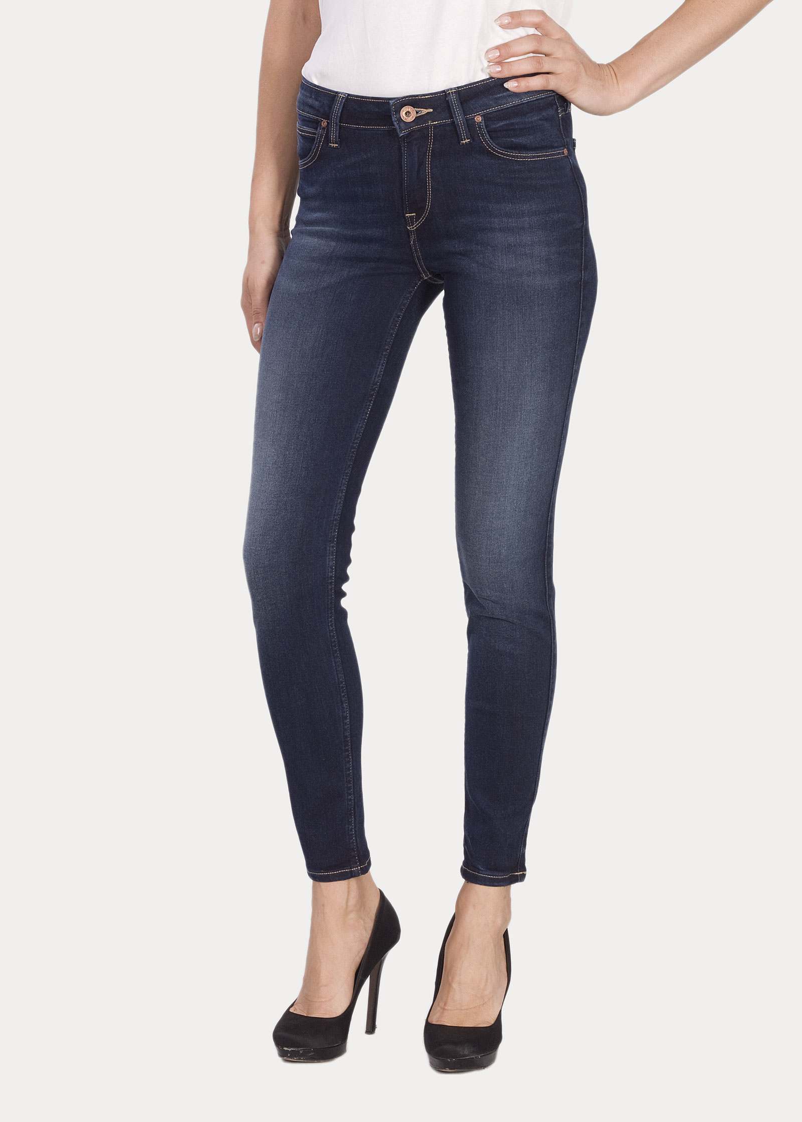 5a26ed362ec Woman s Jeans Lee® Scarlett - Night Porter (L526GCIU) - Jeans24h ...