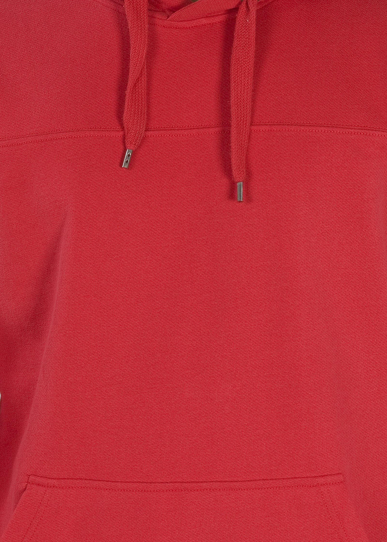 Lee® Jeans Hoody - Bright Red - elements
