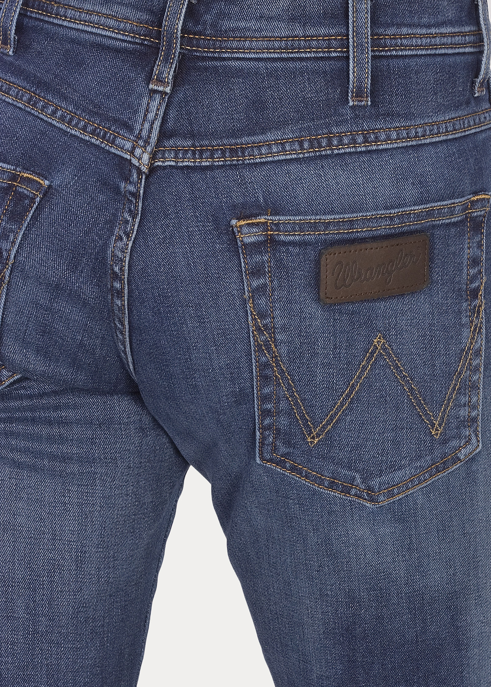 Wrangler® Arizona Stretch - Burnt Blue - elements