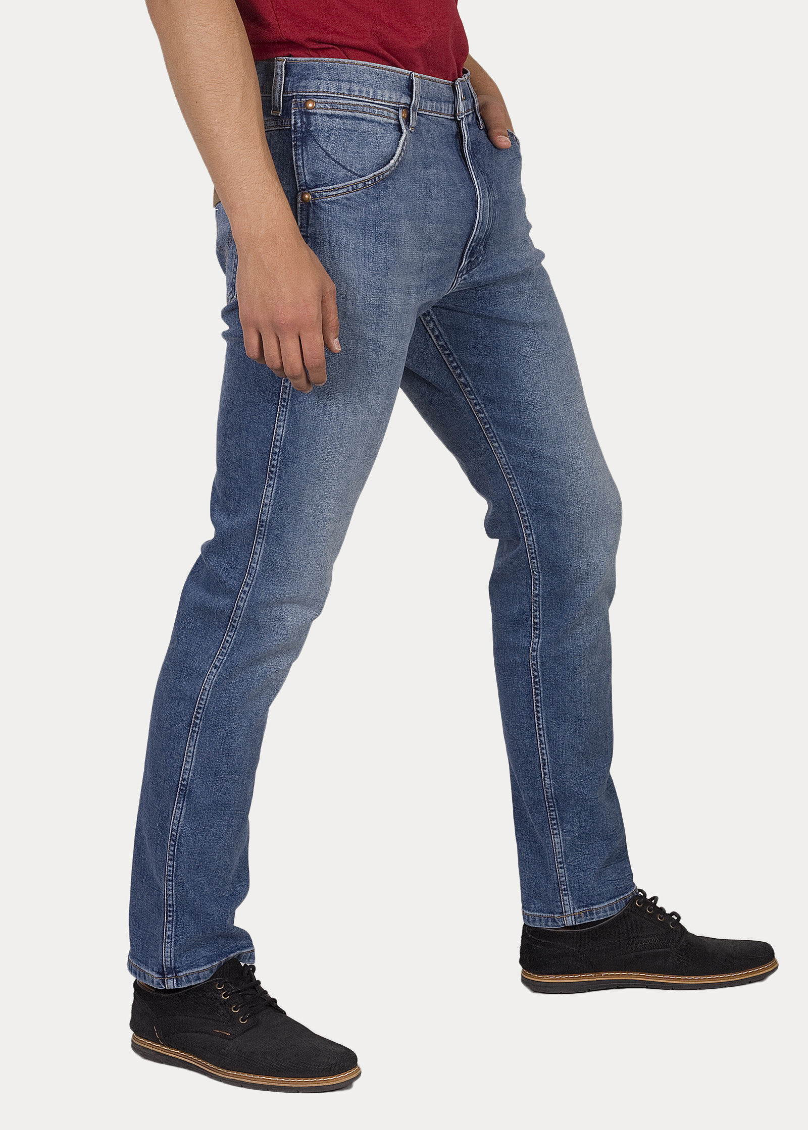 Wrangler® Icons 11MWZ Western Slim Jeans - 3 Years - elements