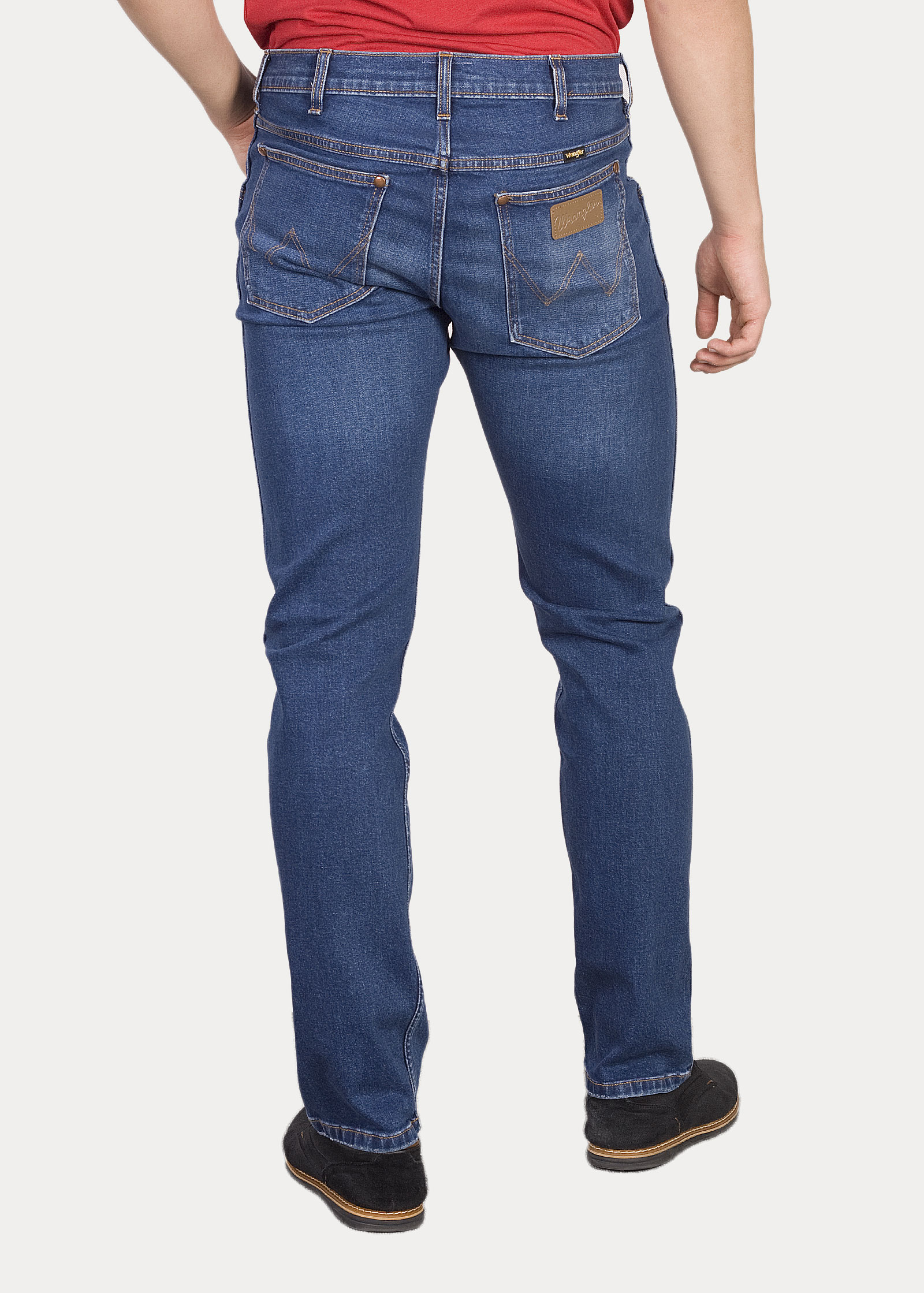 Wrangler® Icons 11MWZ Western Slim Jeans - 1 Year - elements