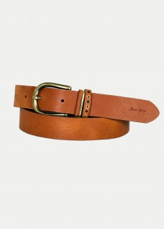 Cross Jeans® Belt - Cognac (295) (0451K-295)