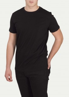 Cross Jeans® T-Shirt 15250 - Black (020) (15250-020)