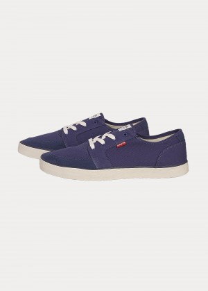 Levi's® Stevens Trampki - Royal Blue