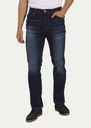 Mustang® Tramper Tapered - 883 Denim Blue