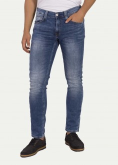 Mustang® Oregon Tapered K - 313 Denim Blue (1006064-5000-313)