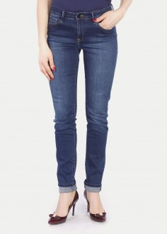 Cross® Jeans Anya - Dark Blue (P-489-064)