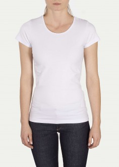Cross Jeans® T-Shirt 50236 - White (008) (50236-008)