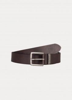 Levi's® New Albert Belt - Dark Brown (38016-0023)