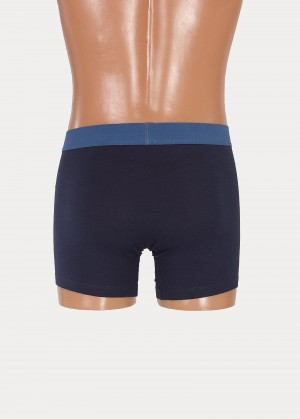 Levi's® 200sf Boxer Brief 2 - Pack - Dark Blue Combo