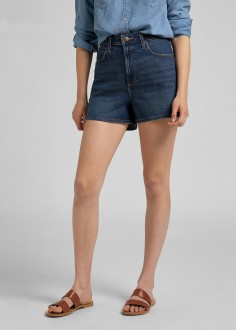 Lee® Carol Short - Dark Buxton (L37CMWMN)