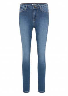 Mustang® Zoe Super Skinny - Denim Blue (780) (1009193-5000-780)