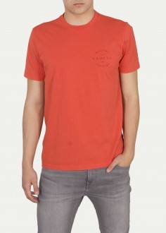 Lee®  Workwear Tee - Poppy Red (L60BFENH)