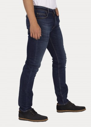 08eeceae Men's Jeans Lee® Rider - Blue Waters (L701DXCP) - Jeans24h - Your ...