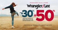 Lee® / Wrangler® MidSeason & more 2020 up to -50%